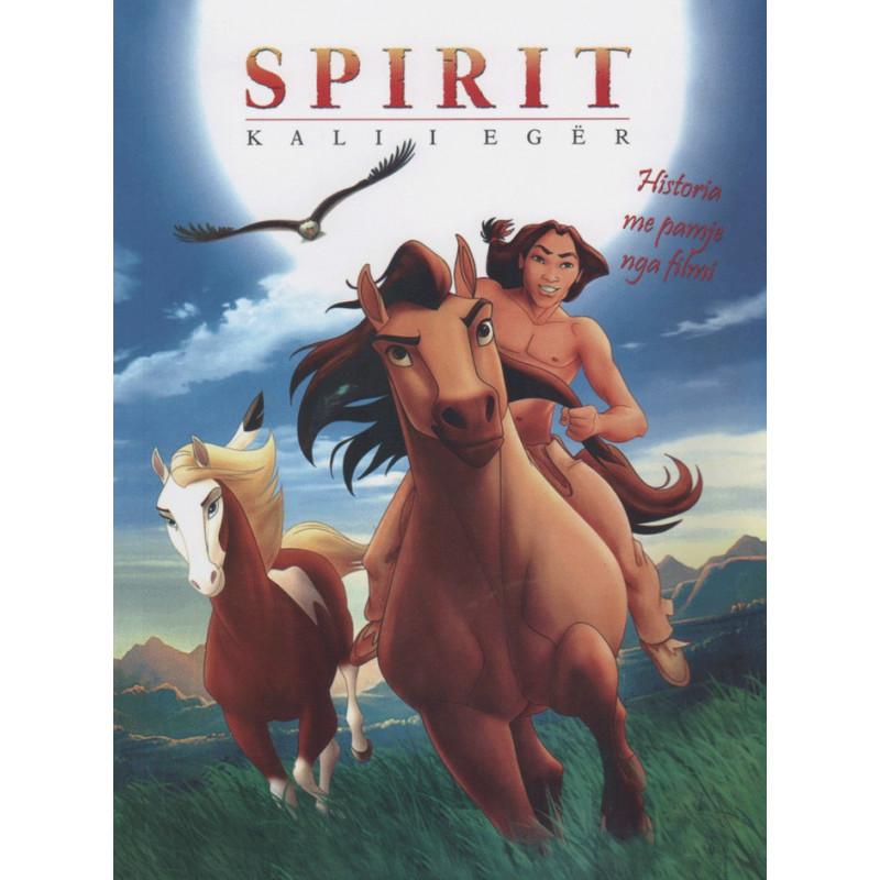 Spirit, kali i eger