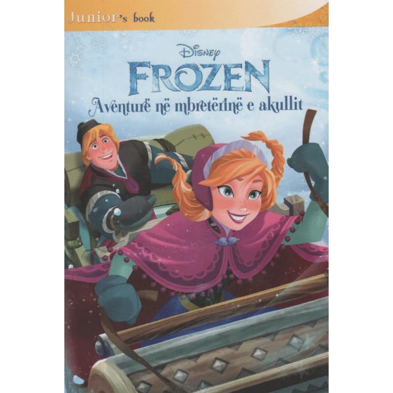 Frozen, aventure ne mbreterine e akullit