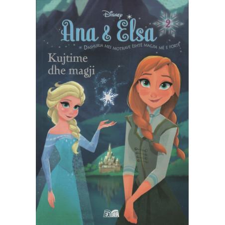 Ana dhe Elsa, Kujtime dhe magji, libri i dyte
