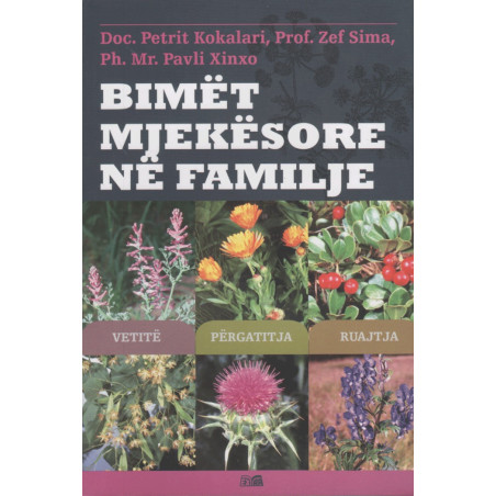 Bimet mjekesore ne familje, Petrit Kokalari, Zef Sima, Pavli Xinxo