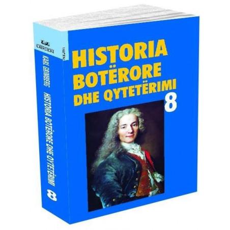 Historia boterore dhe qyteterimi, Carl Grimberg, vol. 8