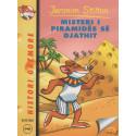 Jeronim Stilton, Misteri i Piramides se Djathit, vol. 19
