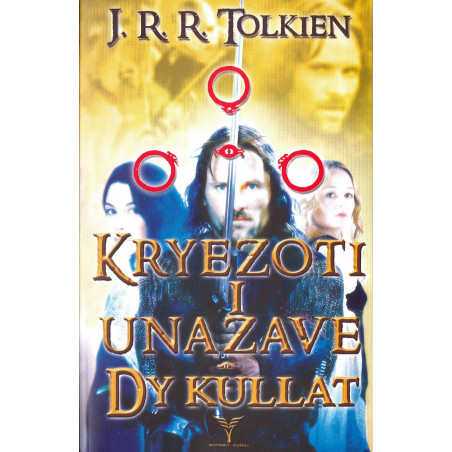 Kryezoti i Unazave, Dy kullat, Libri i dyte, J.R.R. Tolkien