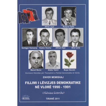 Fillimi i levizjes demokratike ne Vlore 1990-1991, Enver Memishaj