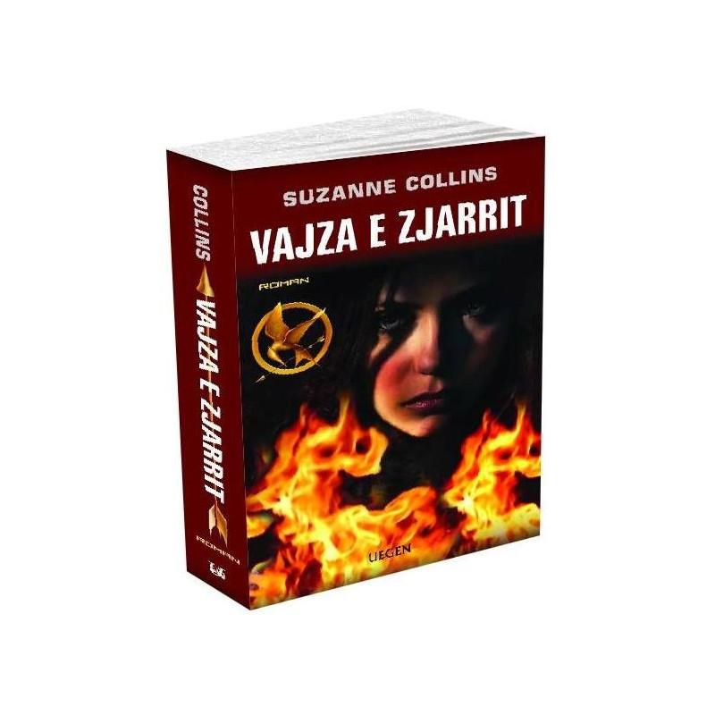 Vajza e Zjarrit, Suzanne Collins