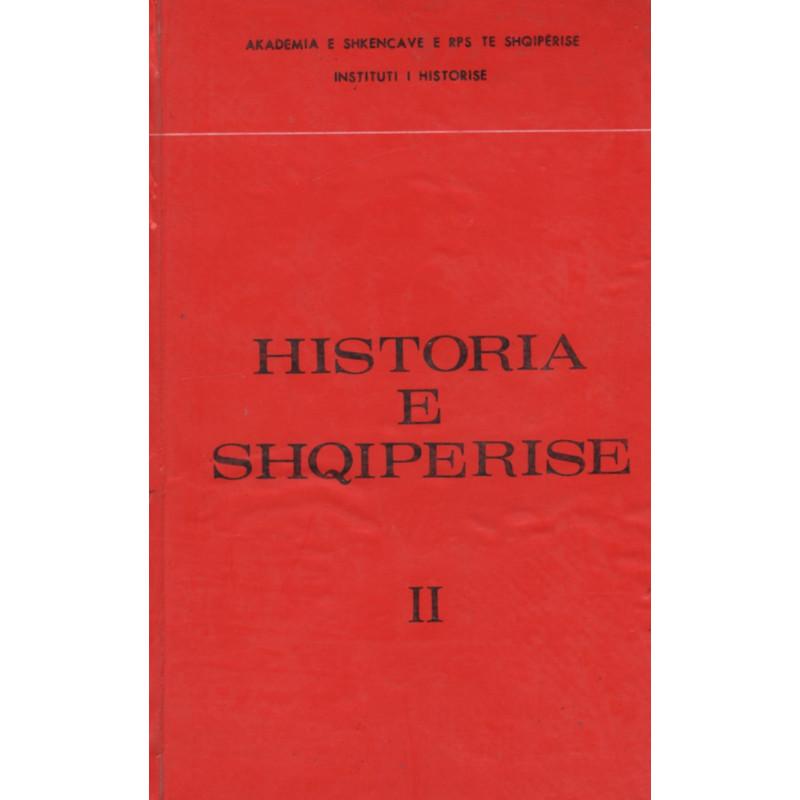Historia e Shqiperise, vol. 2-4