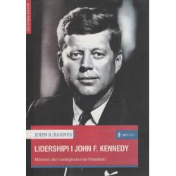 Lidershipi i John F. Kennedy, John A. Barnes
