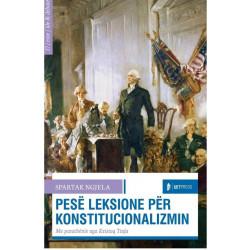 Pese leksione per konstitucionalizmin, Spartak Ngjela