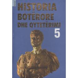 Historia boterore dhe qyteterimi, Carl Grimberg, vol. 5