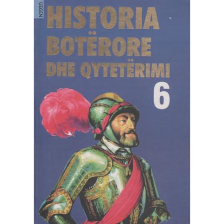 Historia boterore dhe qyteterimi, Carl Grimberg, vol. 6
