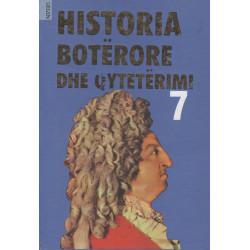 Historia boterore dhe qyteterimi, Carl Grimberg, vol. 7