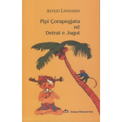 Pipi Corapegjata ne Detrat e Jugut, Astrid Lindgren