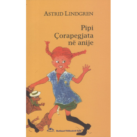 Pipi Corapegjata ne anije, Astrid Lindgren