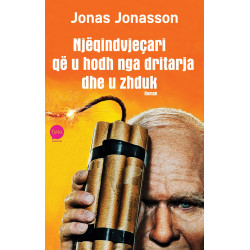 Njeqindvjecari qe u hodh nga dritarja dhe u zhduk, Jonas Jonasson