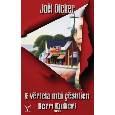 E verteta mbi ceshtjen Herri Kjubert, Joel Dicker