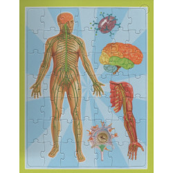 Libri im i Madh, Trupi i njeriut, liber me formuese