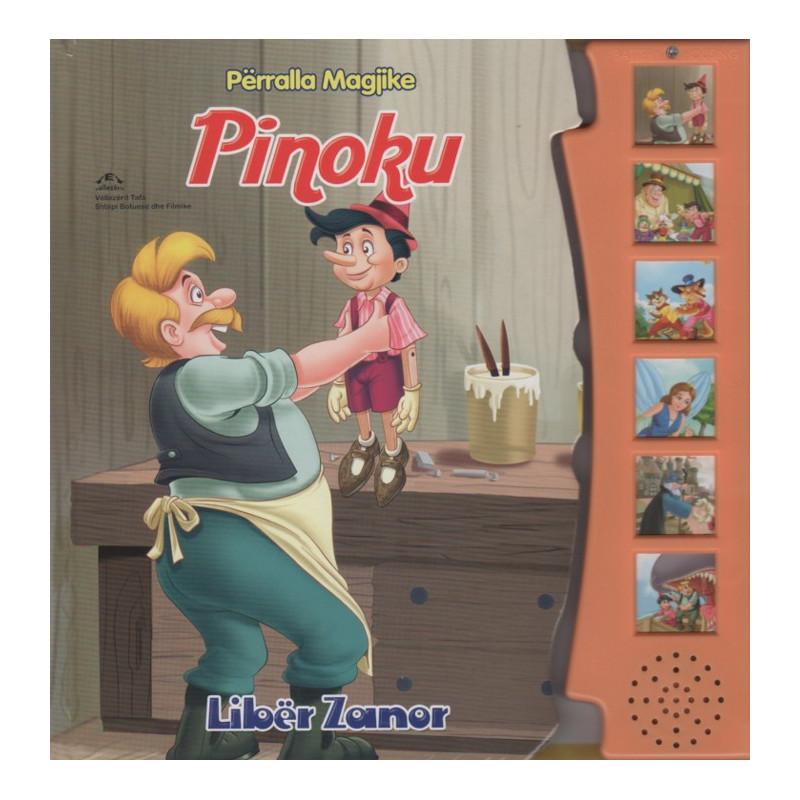 Pinoku Liber Zanor Libraria Shtepiaelibrit Com