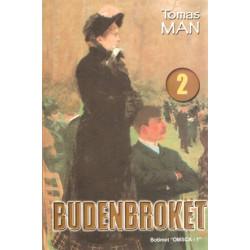 Budenbroket, Roman 2, Tomas Man