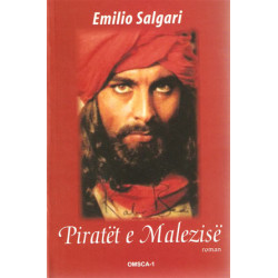 Piratet e Malezise, Emilio Salgari