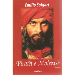 Piratet e Malezise, Emilio Salgari