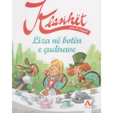 Liza ne boten e cudirave, Lewis Carroll, pershtatur per femije