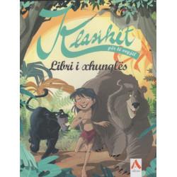 Libri i xhungles, Rudyard Kipling, pershtatur per femije