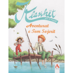 Aventurat e Tom Sojerit, Mark Twain, pershtatur per femije