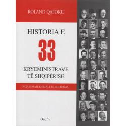 Historia e 33 kryeministrave te Shqiperise, Roland Qafoku