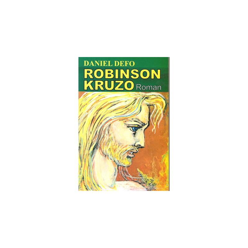 Robinson Kruzo, Daniel Defoe