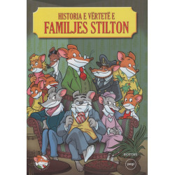 Jeronim Stilton, Historia e vertete e familjes Stilton
