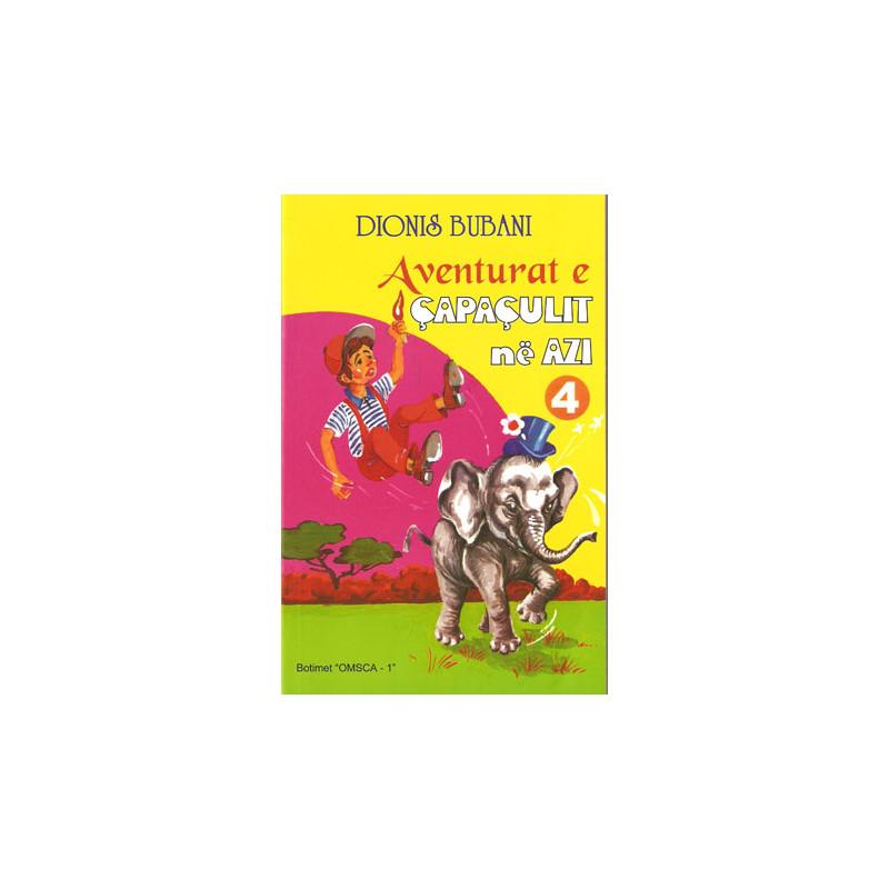 Aventurat e Capaculit ne Azi, Dionis Bubani