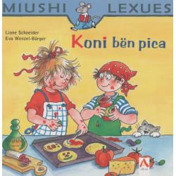 Koni ben pica, Liane Schneider, Eva Wenzel-Burger