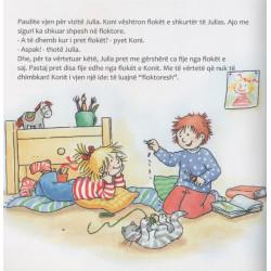 Koni shkon ne floktore, Liane Schneider, Annette Steinhauer