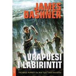 Vrapuesi i labirintit, James Dashner