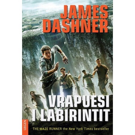 Vrapuesi i labirintit, James Dashner