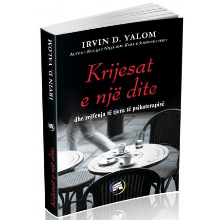 Krijesat e nje dite, Irvin D. Yalom