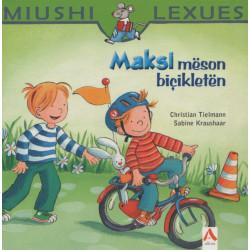 Maksi meson bicikleten, Christian Tielman, Sabine Kraushaar