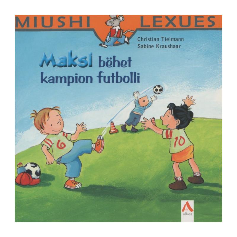 Maksi behet kampion futbolli, Christian Tielmann, Sabine Kraushaar