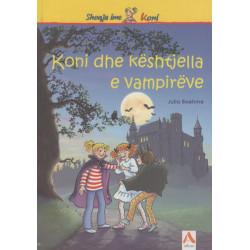 Koni dhe keshtjella e vampireve, Julie Boehme