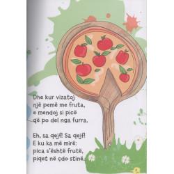 Pica, pica, vetem... pica, Rudina Cupi