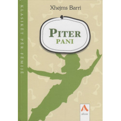 Piter Pani, James Matthew Barrie