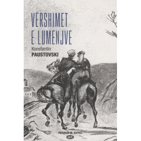 Vershimet e lumenjve, Konstantin Paustovski