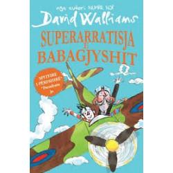 Superarratisja e Babagjyshit, David Walliams