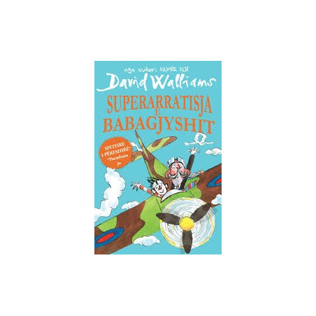 Superarratisja e Babagjyshit, David Walliams