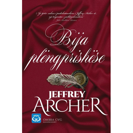 Bija plengprishese, Jeffrey Archer