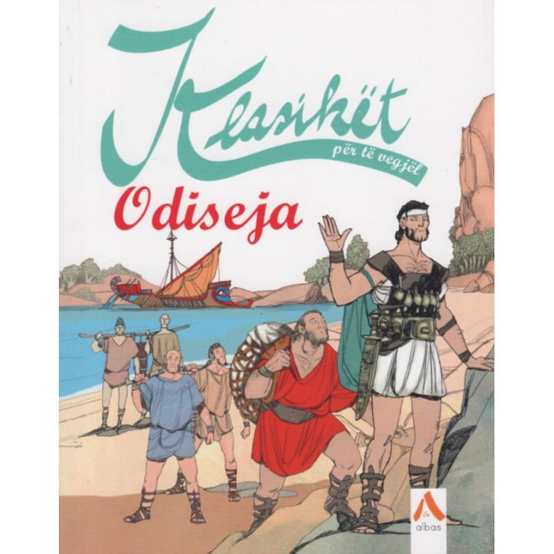 Odiseja, Homeri, pershtatur per femije