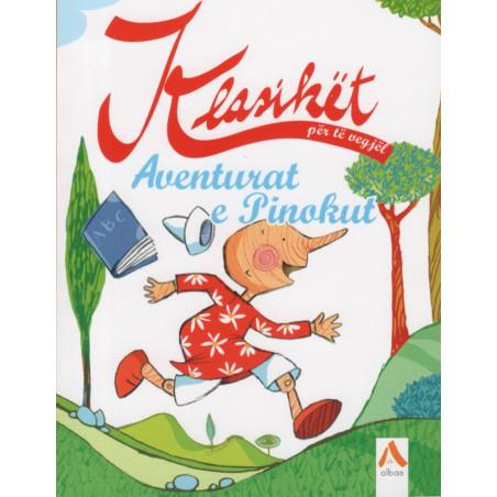 Aventurat e Pinokut, Karlo Kolodi, pershtatur per femije