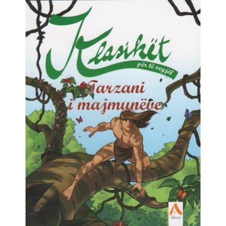 Tarzani i majmuneve, Edgar Rais Borrous, pershtatur per femije