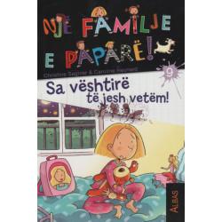 Nje familje e papare, Sa veshtire te jesh vetem, libri i nente