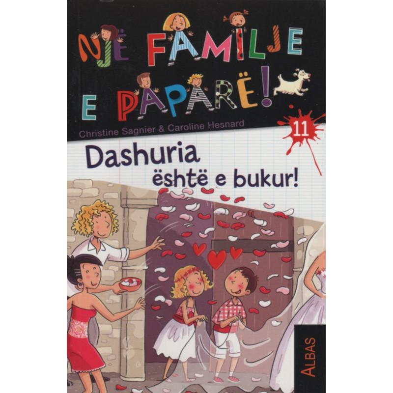 Nje familje e papare, Dashuria eshte e bukur, libri i njembedhjete